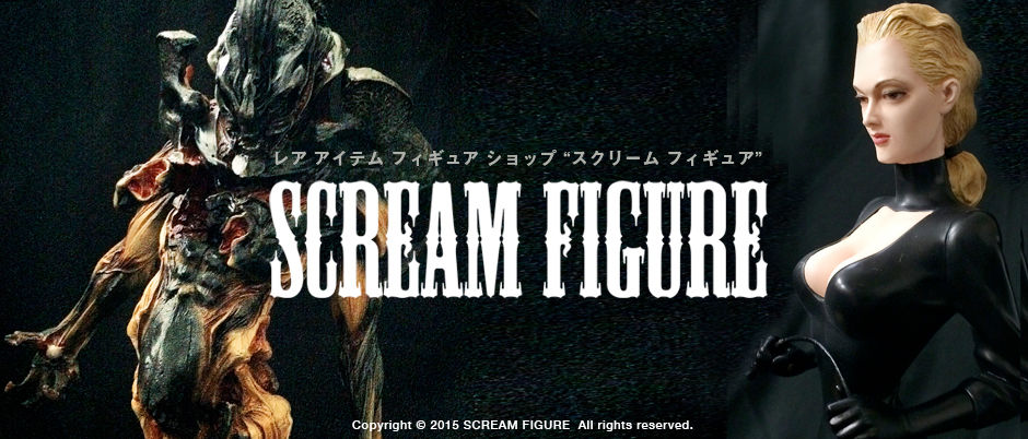 SCREAM FIGURE