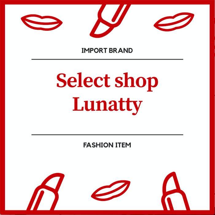 Select shop Lunatty
