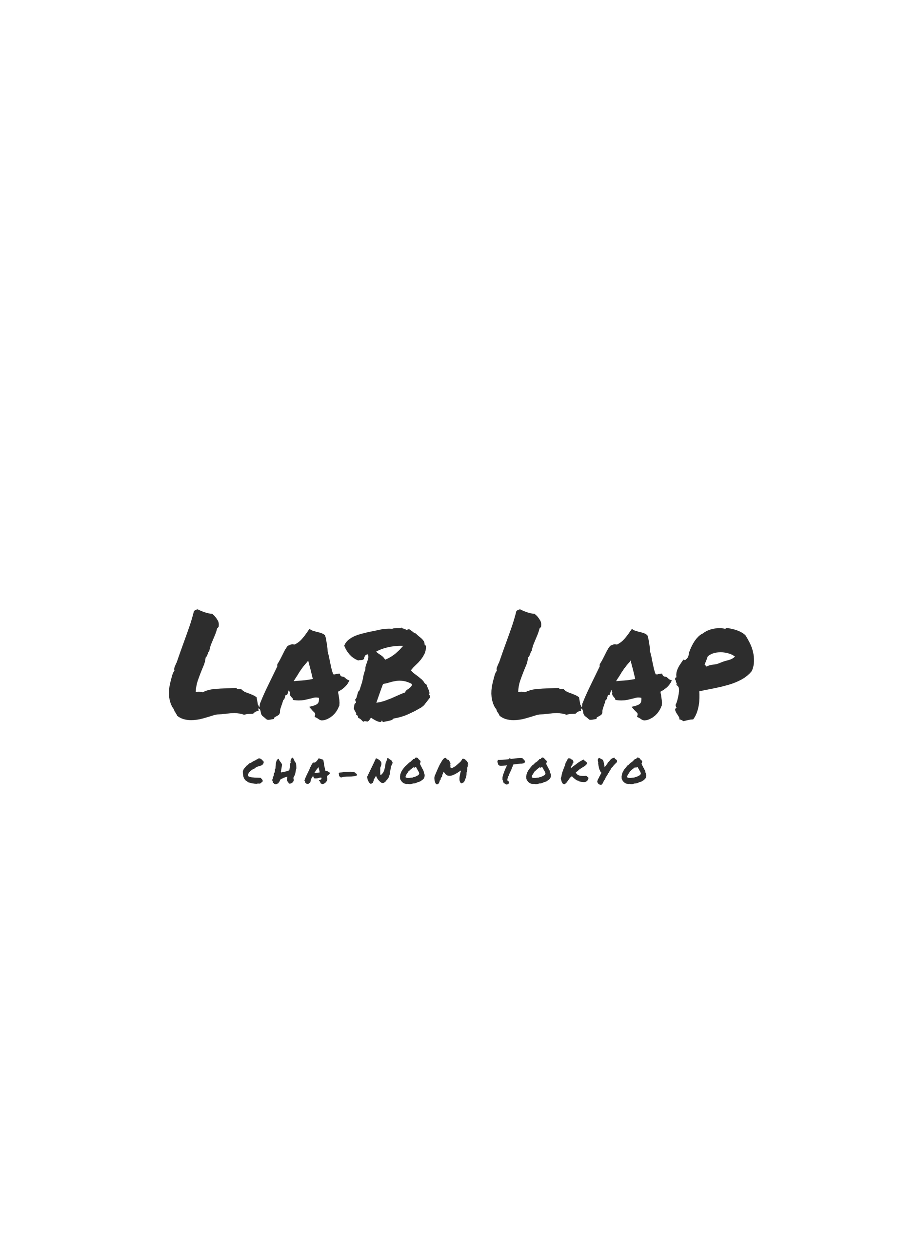 LAB LAP  by CHA-NOM TOKYO