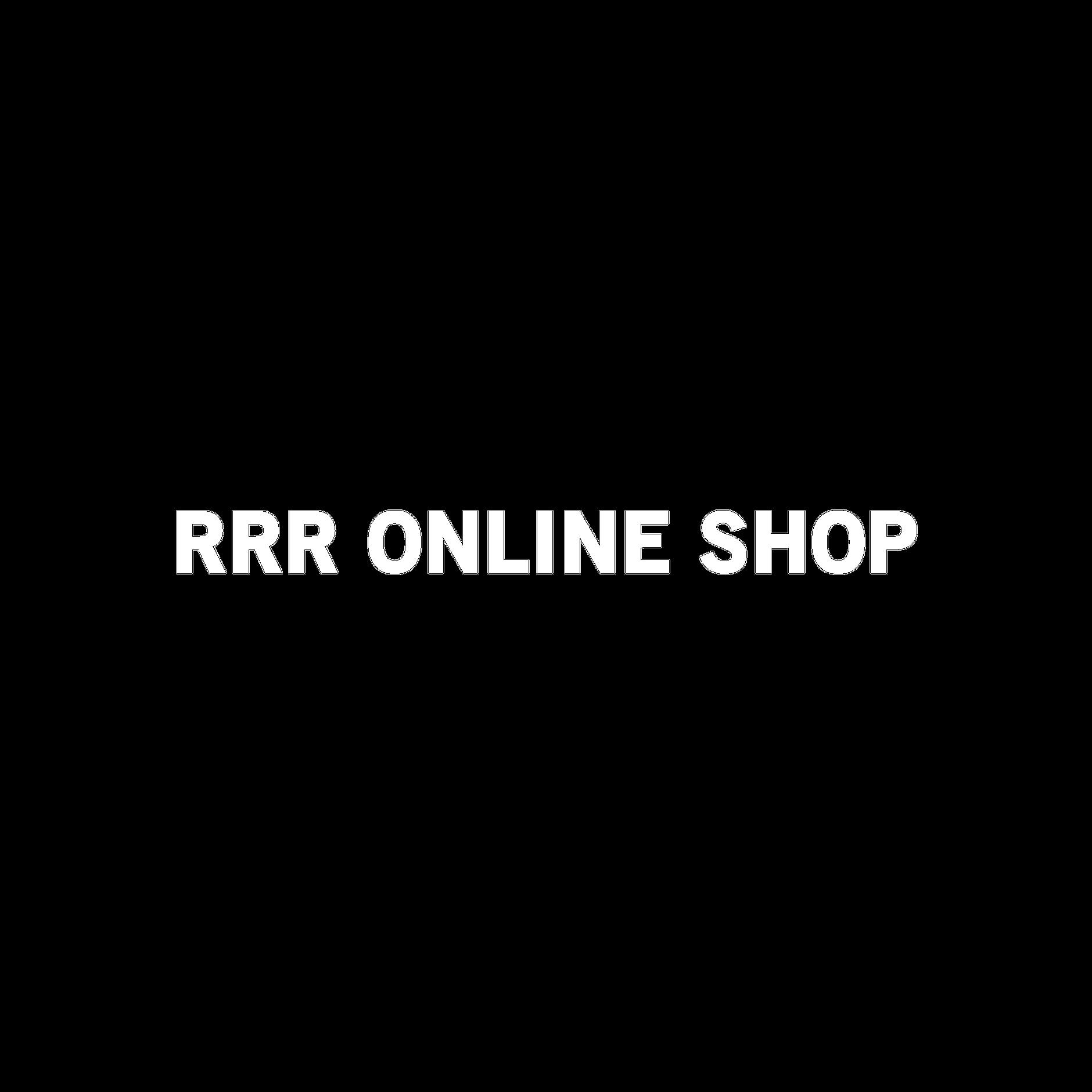 RRR ONLINE SHOP