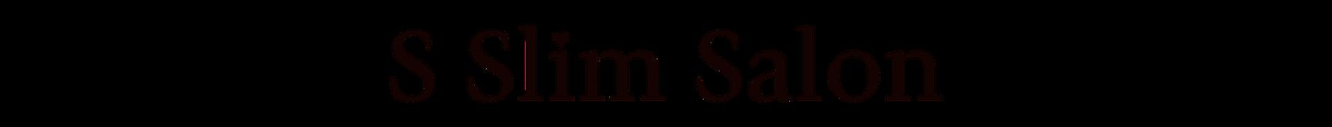 S Slim Salon オンラインショップ