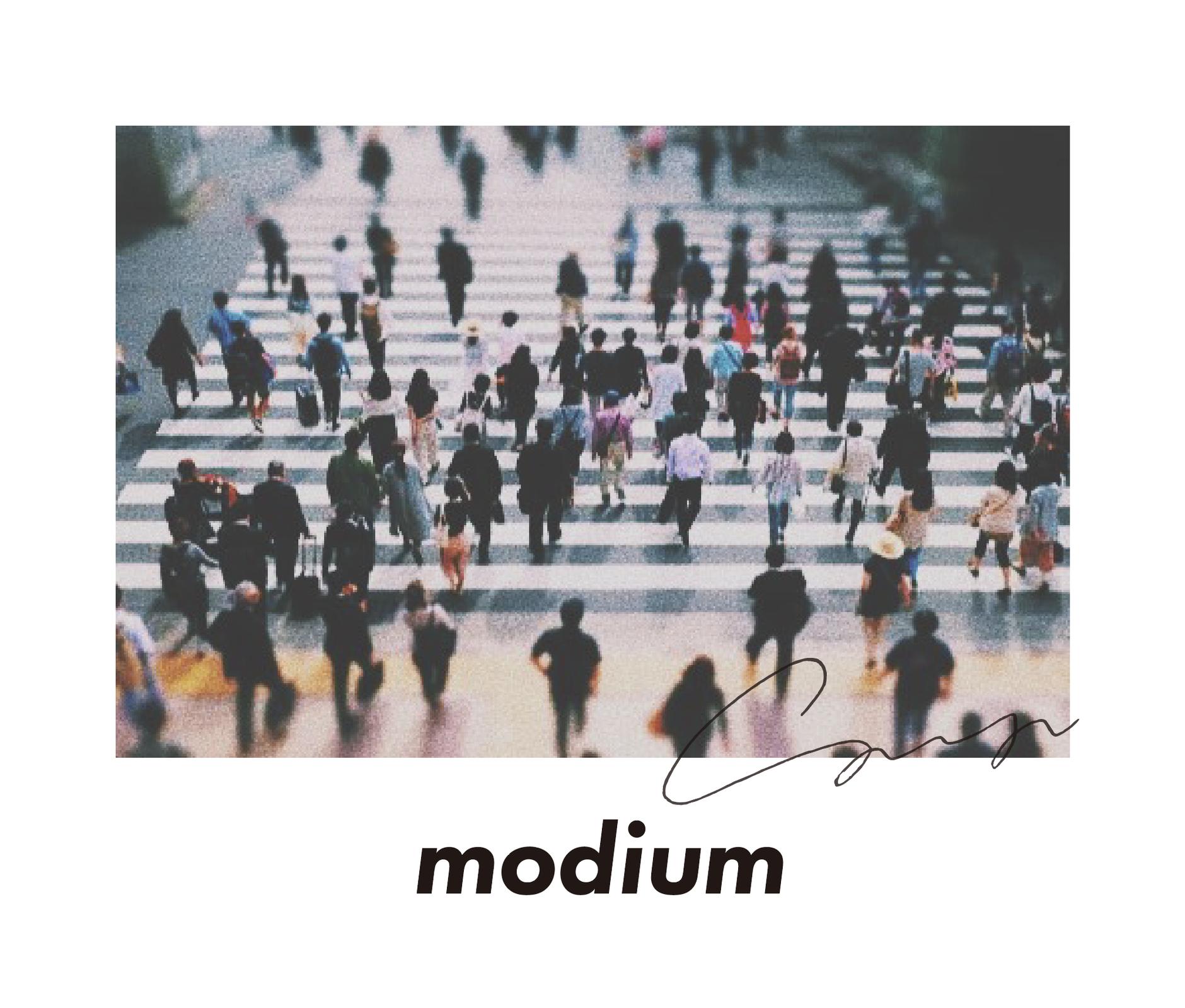 modium