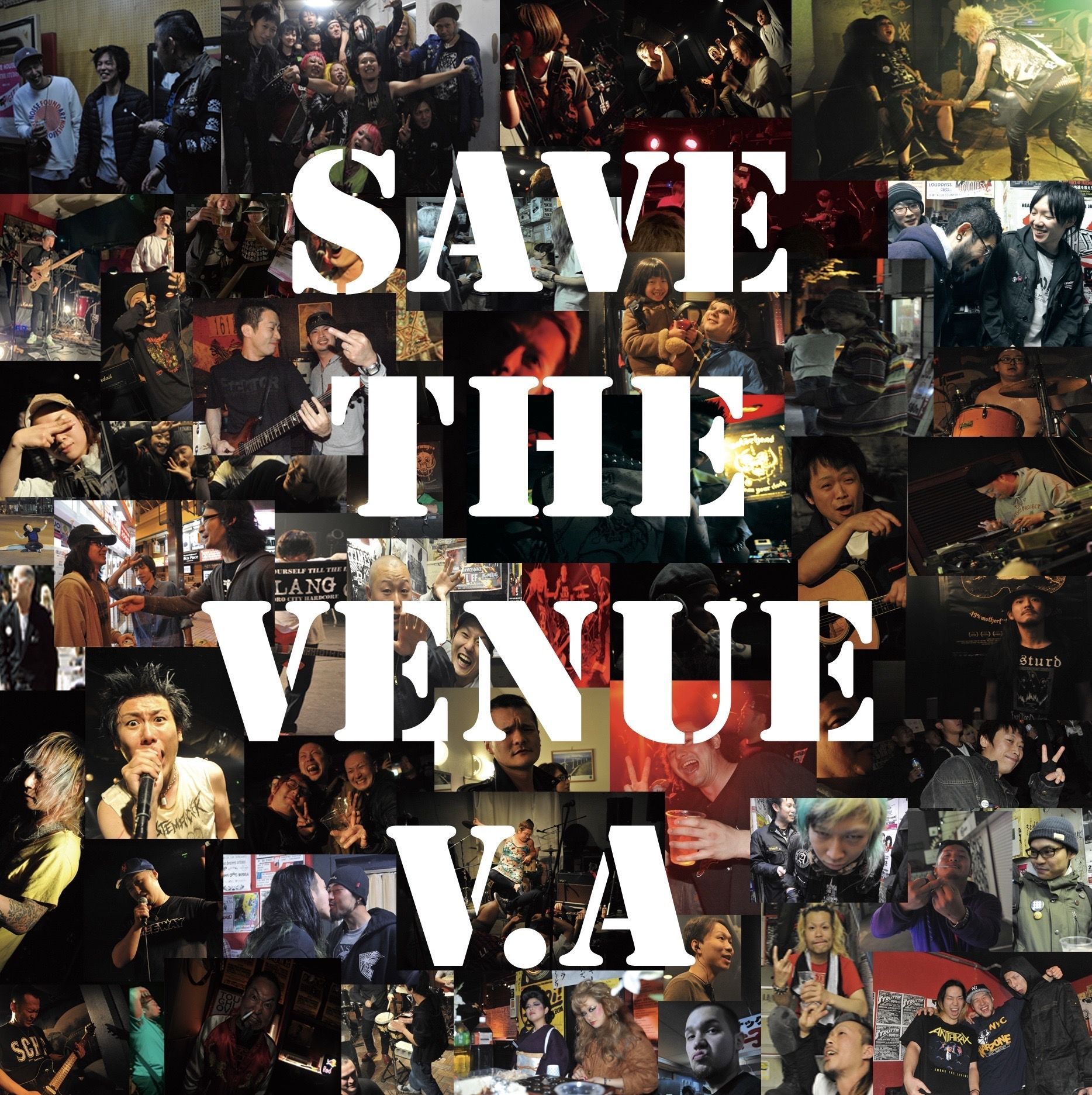 SAVE THE VENUE V.A