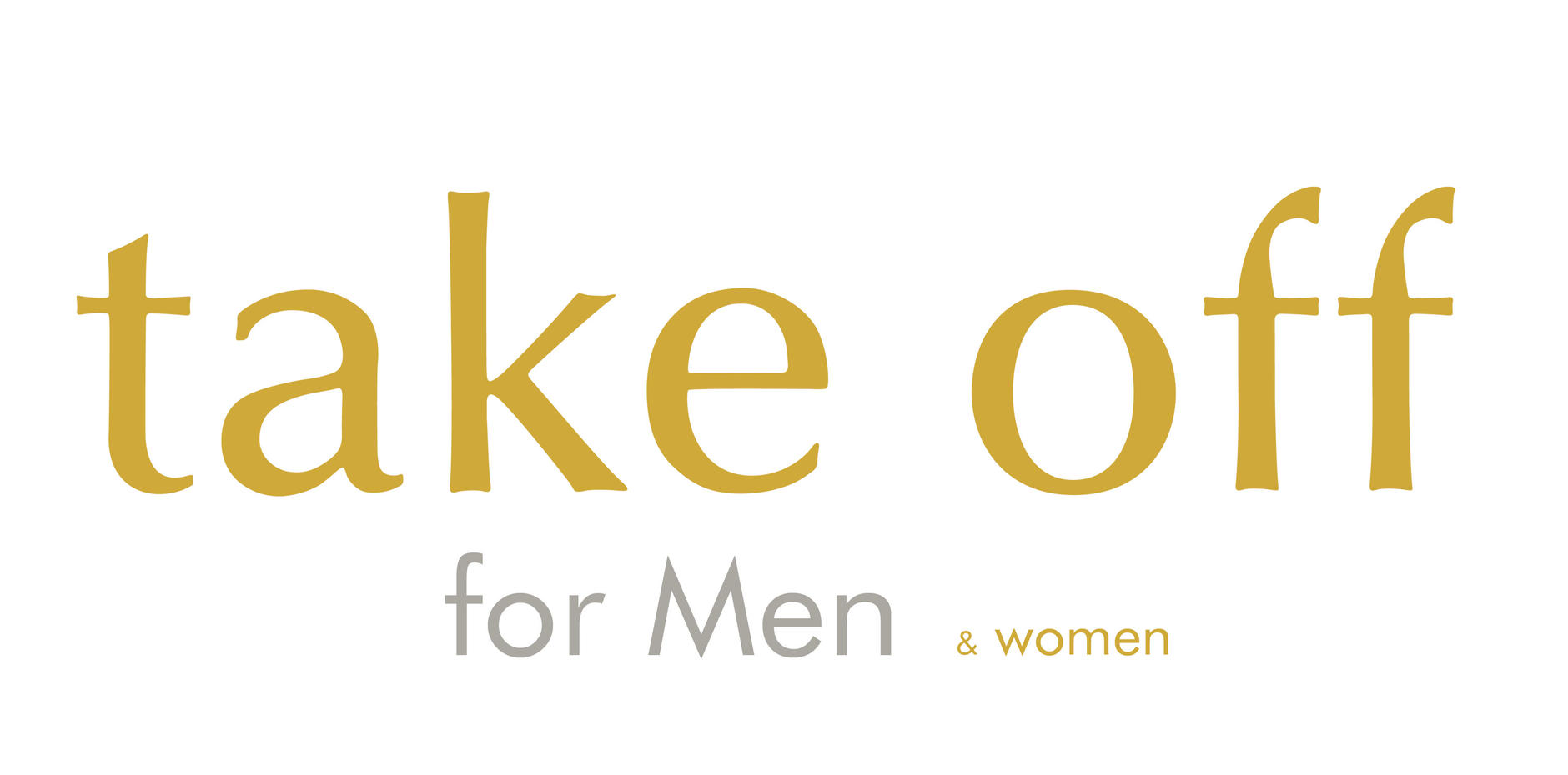 take off for men