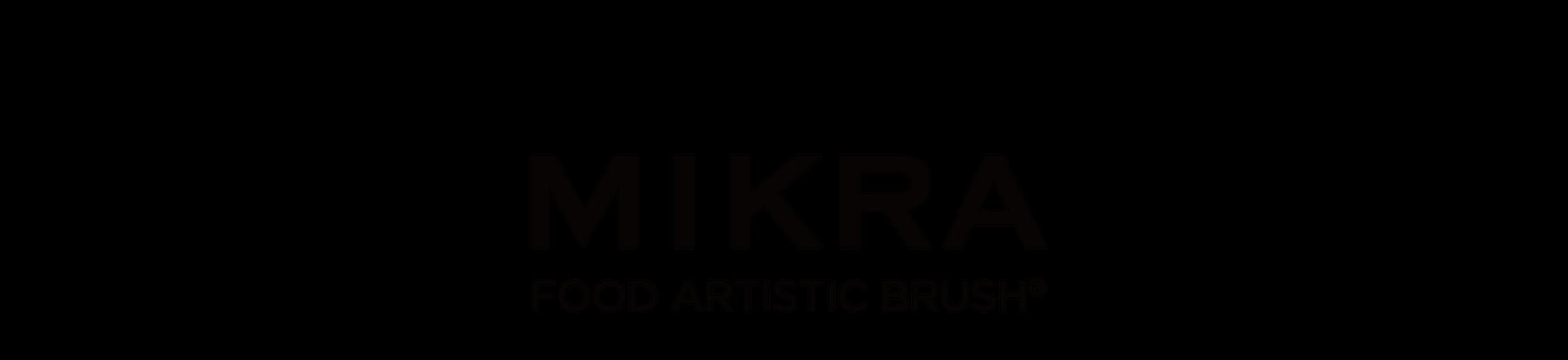 MIKRA - Food Artistic Brush®︎