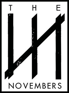 THE NOVEMBERS OFFICIAL WORLDWIDE SHIPPING STORE