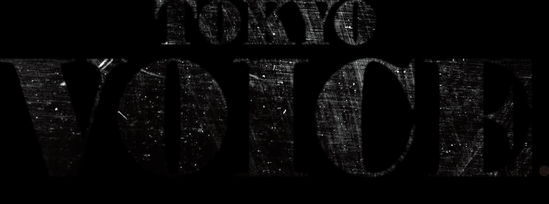 『TOKYO VOICE』オフィシャルオンラインショップ