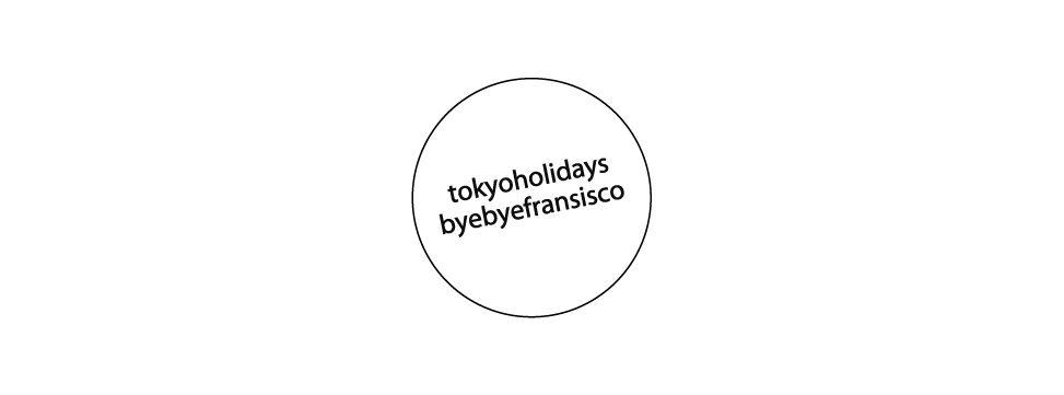 TOKYOHOLIDAYS