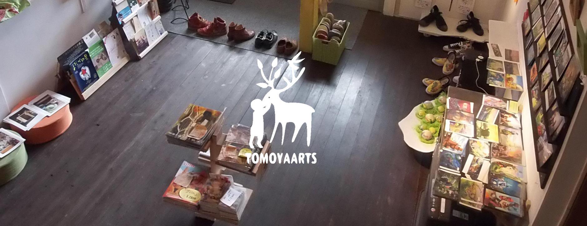TOMOYAARTS shop