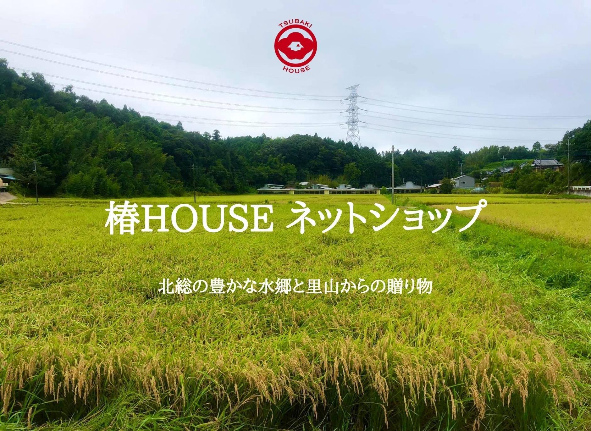 椿HOUSE ネットショップ