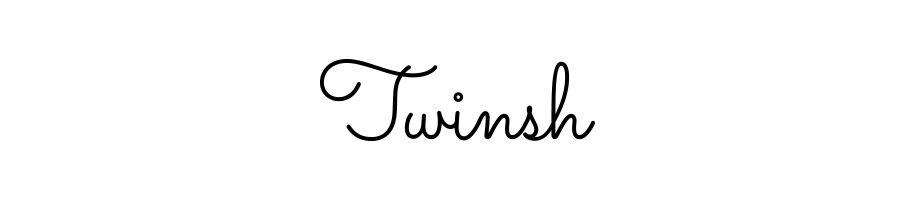 Twinsh