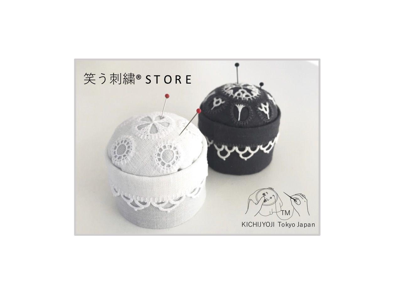 笑う刺繍 store