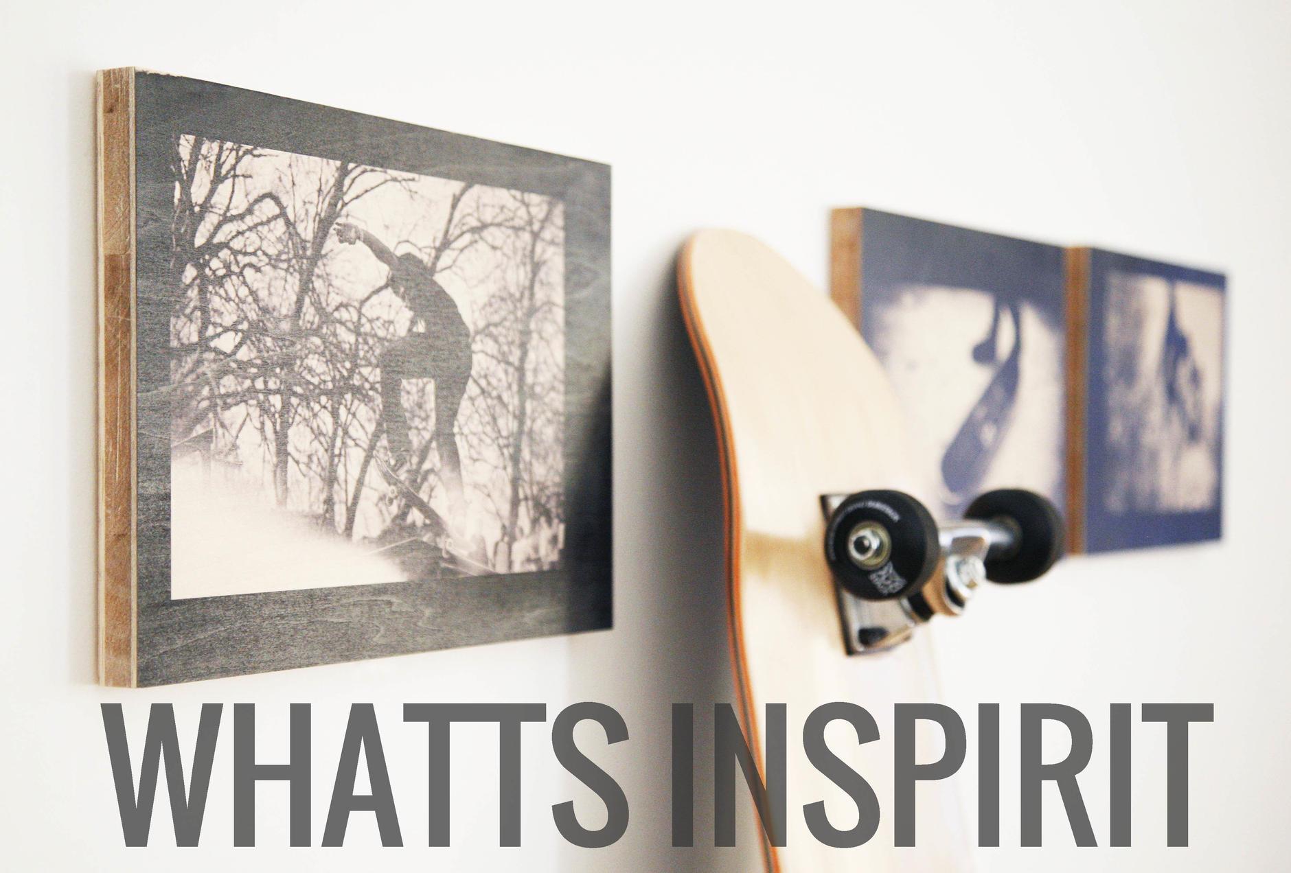 WHATTS INSPIRIT