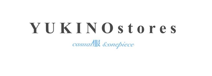 yukinostores 大人casual服
