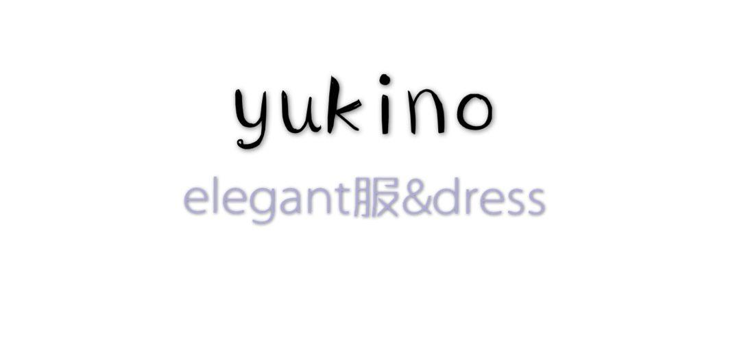 YUKINO 大人casual服 &onepiece
