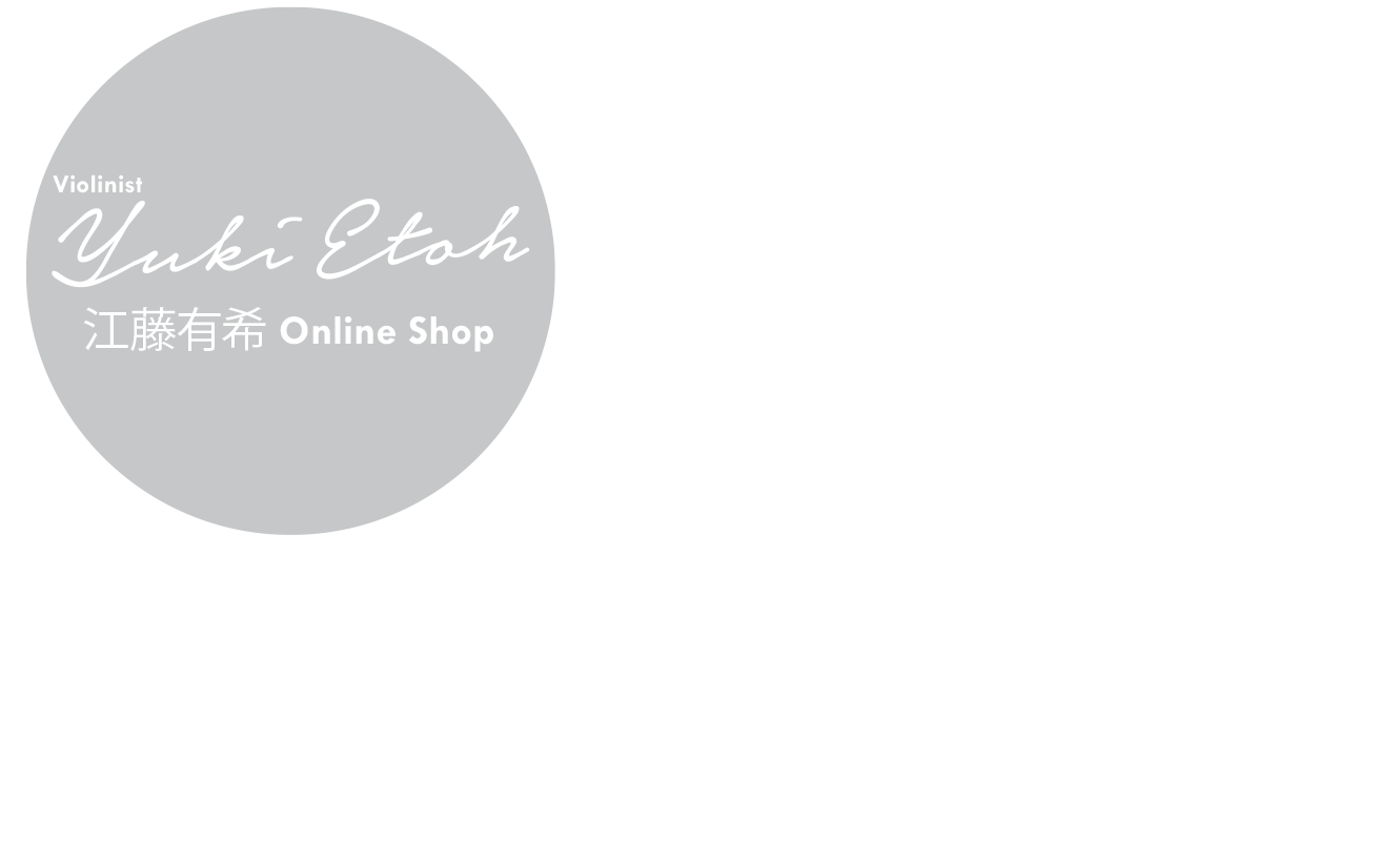 江藤有希 Online Shop