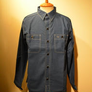 boncoura ワークシャツ ベタシャン