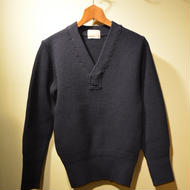 boncoura A-Ⅰセーター(DEADSTOCK羊毛)