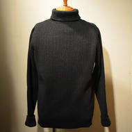 ANDERSEN-ANDERSEN  -NAVY TURTLENECK-