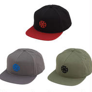 INDEPENDENT DIRECTIONAL CROSS SNAPBACK CAP