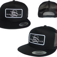 HARD LUCK  OG BAR LOGO MESH CAP