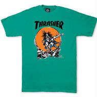 THRASHER  SKATE OUTLAW  TEE