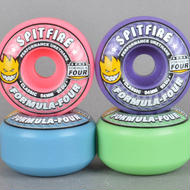 SPITFIRE  FORMULA FOUR BLOOM MASH UP  WHEEL