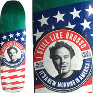 SALE! セール!  ANTI HERO  JEFF GROSSO  FOR THE WIN  DECK  (9.25 x 32.9inch)