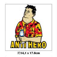 ANTI HERO  GOITER STICKER