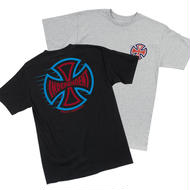 INDEPENDENT T/C SPEEDING CROSS TEE