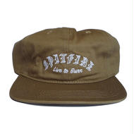 SPITFIRE OLD E LTB STRAPBACK CAP