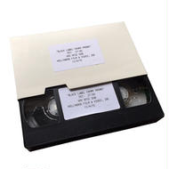 DEAR, BLACK LABEL CRUMY PROMO VHS VIDEO