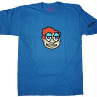 SALE! セール! KROOKED  EYES ON THE GUY TEE