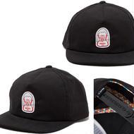 RVCA BARRY McGEE SNAPBACK CAP