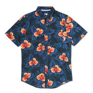 ADIDAS SKATEBOARDING SWEET LEAF BUTTON UP SHIRTS