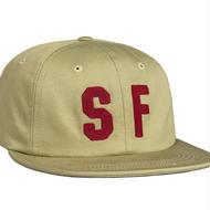 SALE! セール!  HUF  CITY 6 PANEL CAP