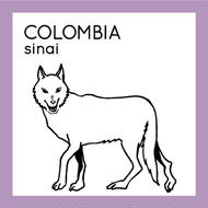 COLOMBIA sinai 150g
