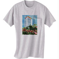 "SALE!!!""MUSIC LOVERS ONLY reprise dub"" T-shirt(アッシュ)"