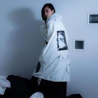 unlost midnight mods coat / WHITE