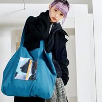 Cryptogram BiG tote bag / 2color