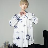 目 overall pattern shirt