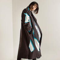 Hyouri no art coat / Black