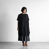 レピアコクーンワンピース(ブラック)【レディス】U207