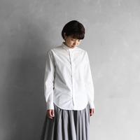 002Wオーガニックコットンボタンダウンシャツ【ユニセックス】