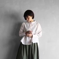コードレーンワイドブラウス(ベージュ)【レディス】