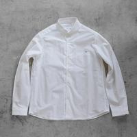 001Wオーガニックコットンシャツ【ユニセックス】