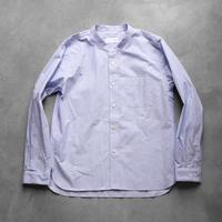 タイプライタークロスバンドカラーシャツSTBS【ユニセックス】
