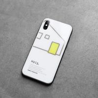 強化ガラス耐衝撃iPhoneケース(11ProMax/XS Max/8Plus/7Plus用)