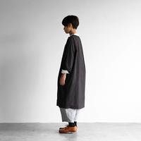 HUIS×yohakuドッキングワンピース(ダークグレー)【レディス】HYU201