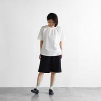 タイプライタークロス2wayショートパンツ(ブラック)【ユニセックス】508